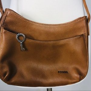 Fossil Leather Small Bag Beautiful